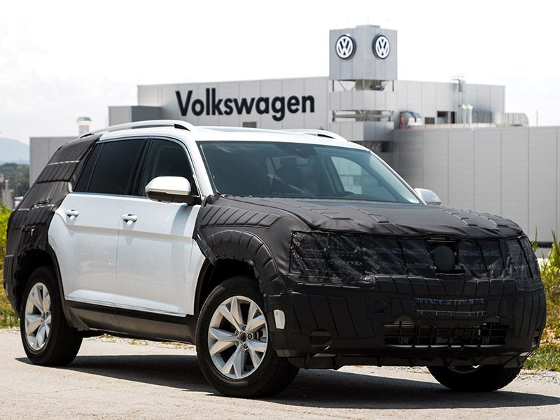 10 Things You Need To Know About Volkswagen S New Midsize Suv Autobytel