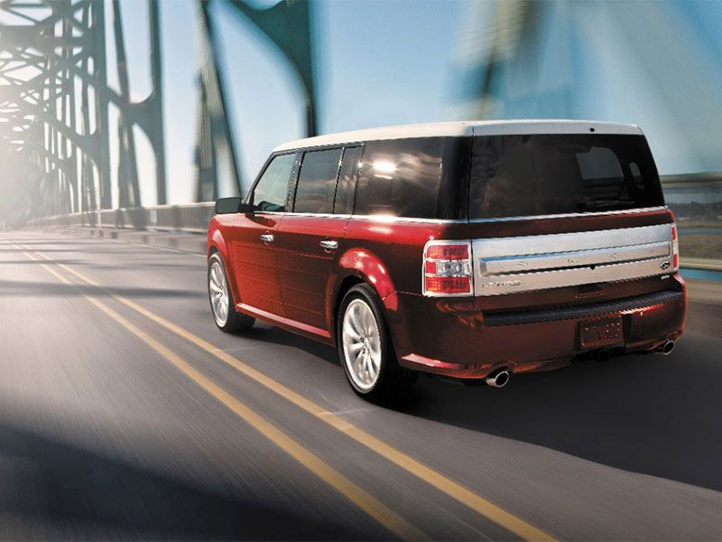 10 Used SUVs with 3rd Row Seating