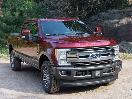 2017 Ford F250 SuperDuty exterior hero shot with grille