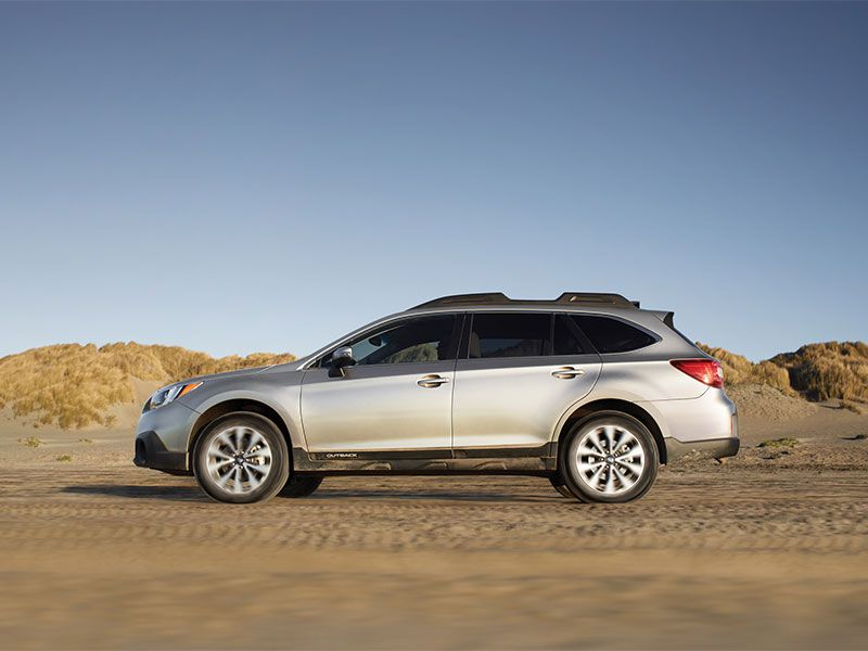 The Suv That Never Was An Subaru First Introduced Outback