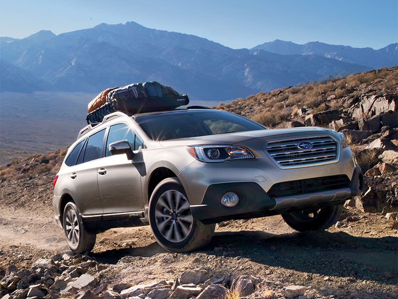 2017 Subaru Outback Road Test and Review | Autobytel.com