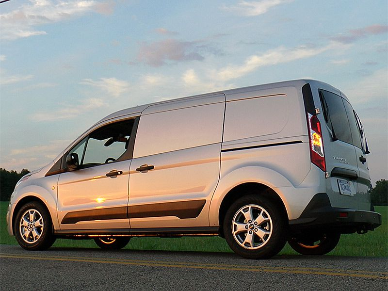 ford transit connect road test  review autobytelcom