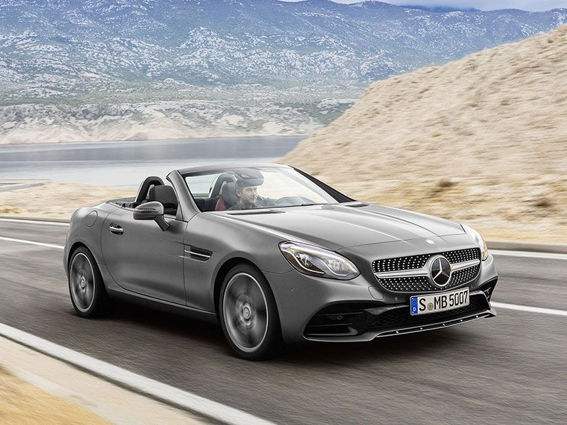 Mercedes Benz Slc Cl 47 000