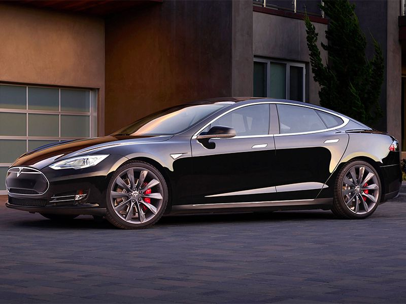 9 Top Electric Luxury Cars