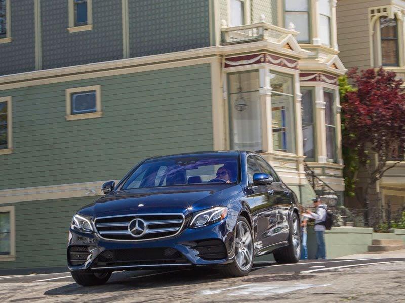10 best self parking cars for Parking at mercedes benz superdome