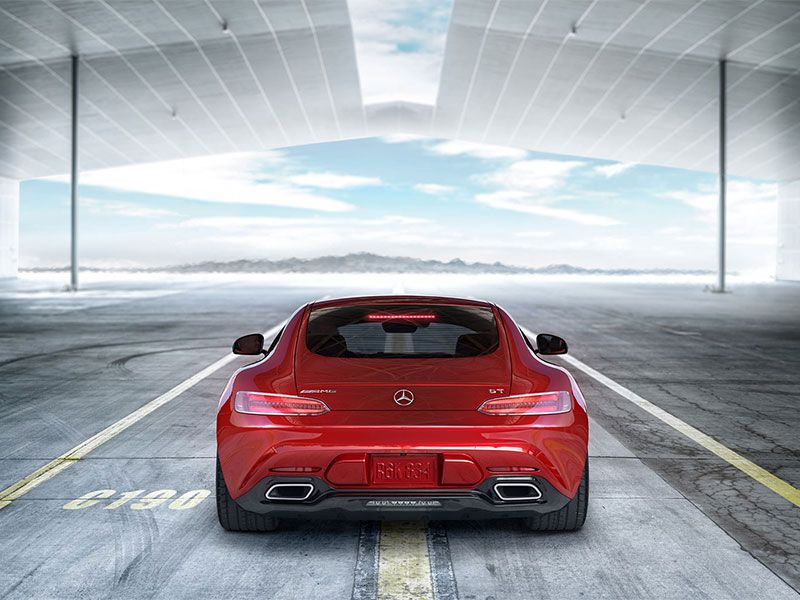 10 Cheapest (Most Affordable) Supercars. Photo Credit: Mercedes Benz