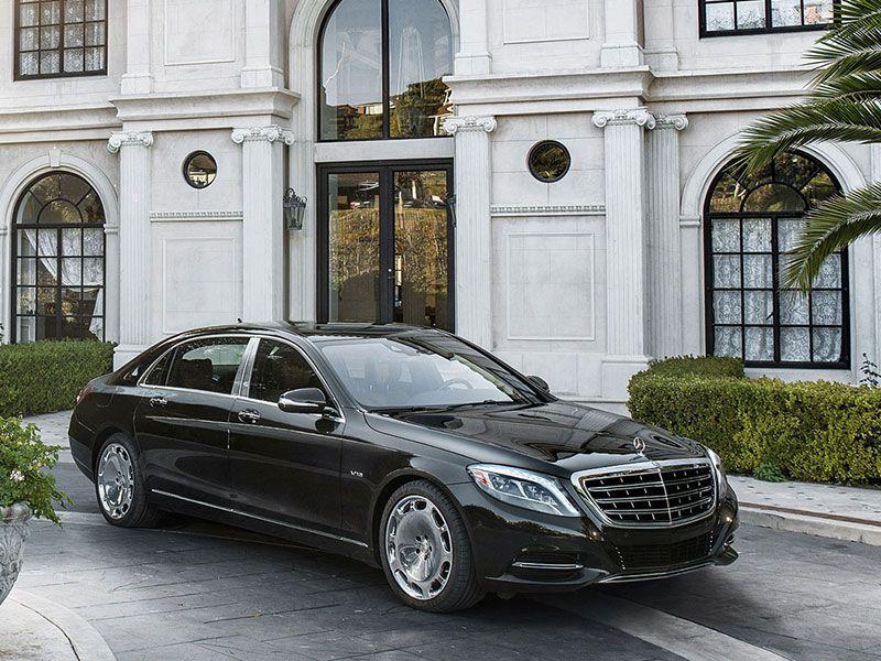10 Best Luxury Cars To