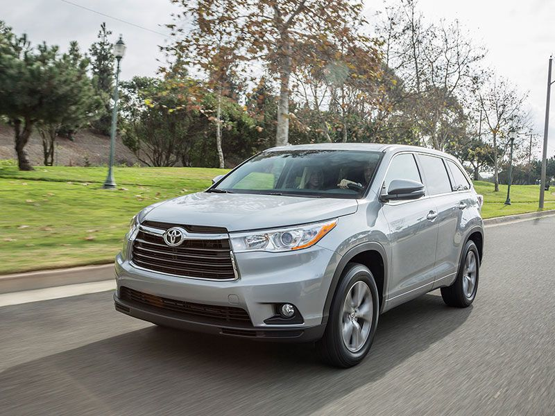 2016 Toyota Highlander Limited Road Test And Review