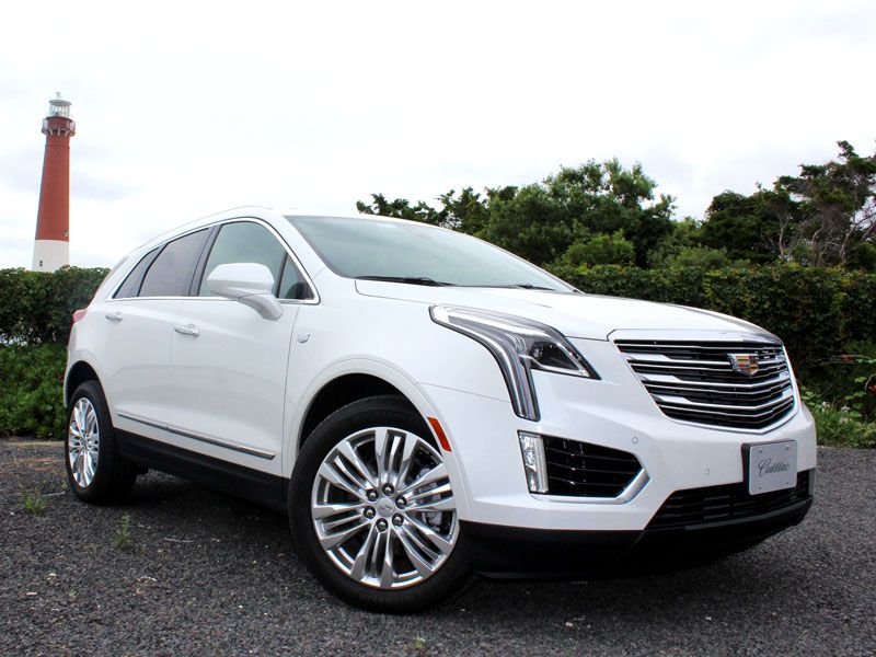 10 Things You Need to Know About the 2017 Cadillac XT5