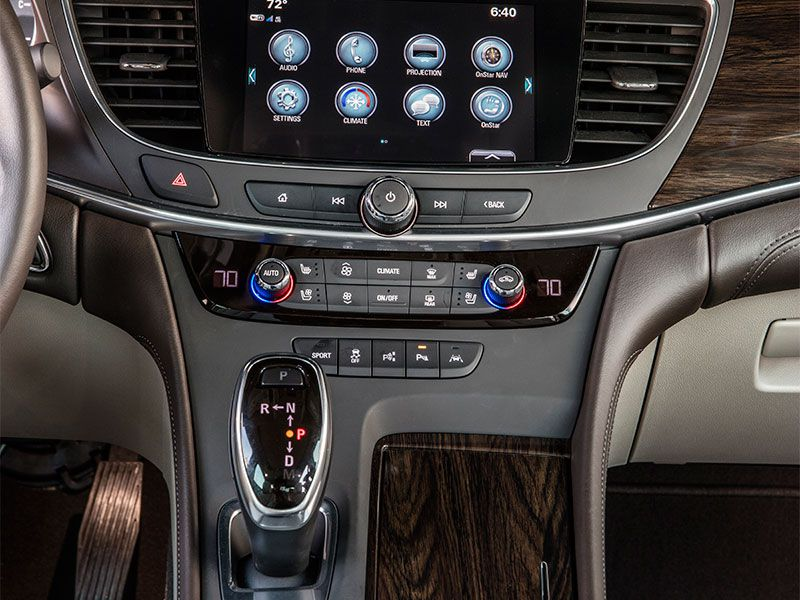 2017 Buick LaCrosse Road Test and Review   Autobytel.com