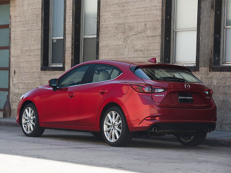 10 things you need to know about the 2017 mazda mazda3 | autobytel