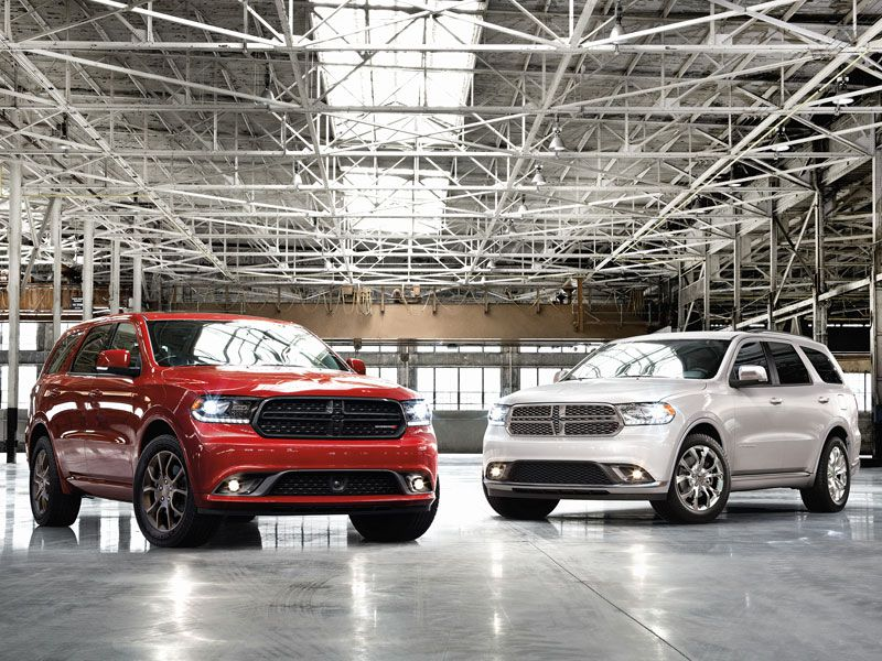 2016 dodge durango rt road test and review. Black Bedroom Furniture Sets. Home Design Ideas