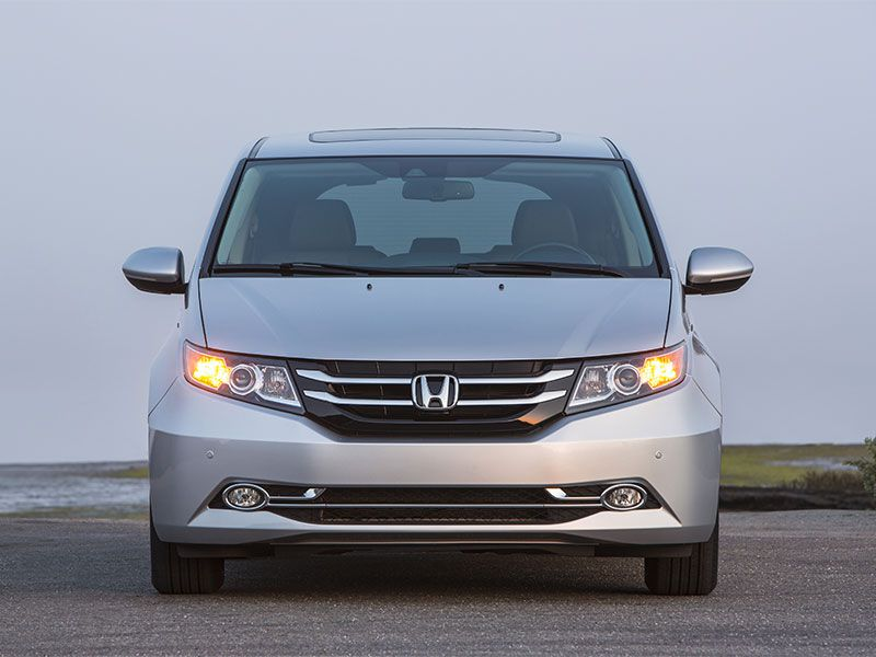 2016 honda odyssey road test and review. Black Bedroom Furniture Sets. Home Design Ideas
