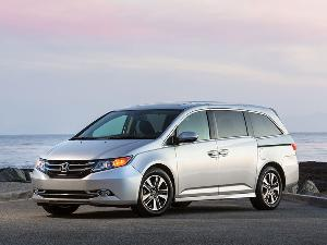 2016 Honda Odyssey Road Test and Review