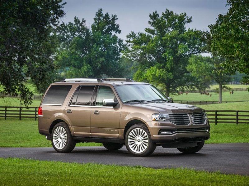 10 Top Luxury SUVs with a 3rd Row  Autobytelcom