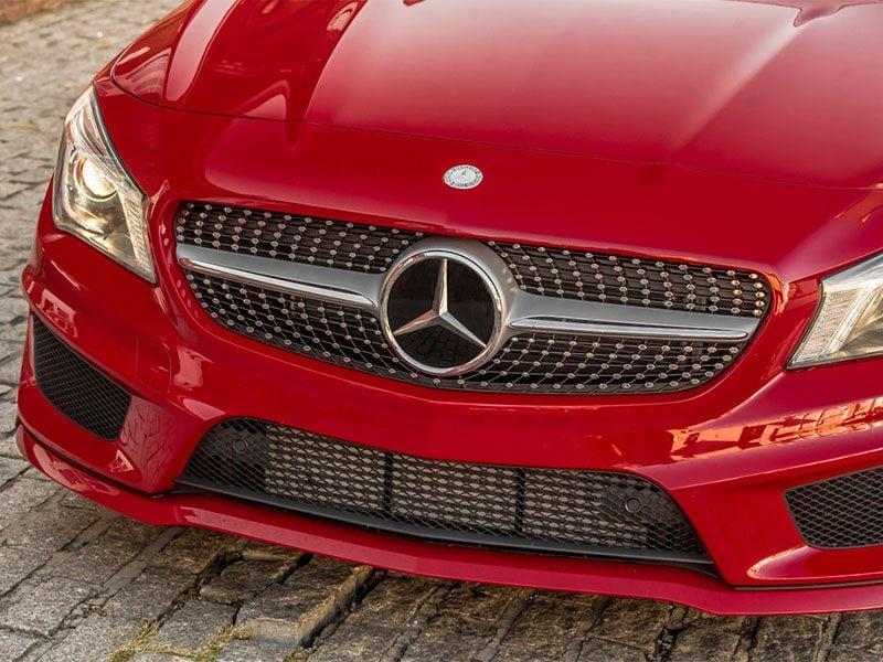 9 Mercedes Benz