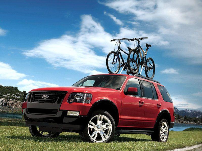 2009 Ford Explorer & 10 Most Reliable Used SUVs under $10000 | Autobytel.com markmcfarlin.com