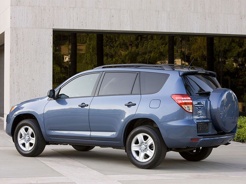 Reliable Sports Cars: 10 Most Reliable Used SUVs Under $10,000