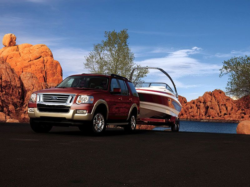 10 Most Reliable Used SUVs under $10,000