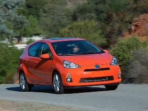 10 Good Small City Cars for 2015