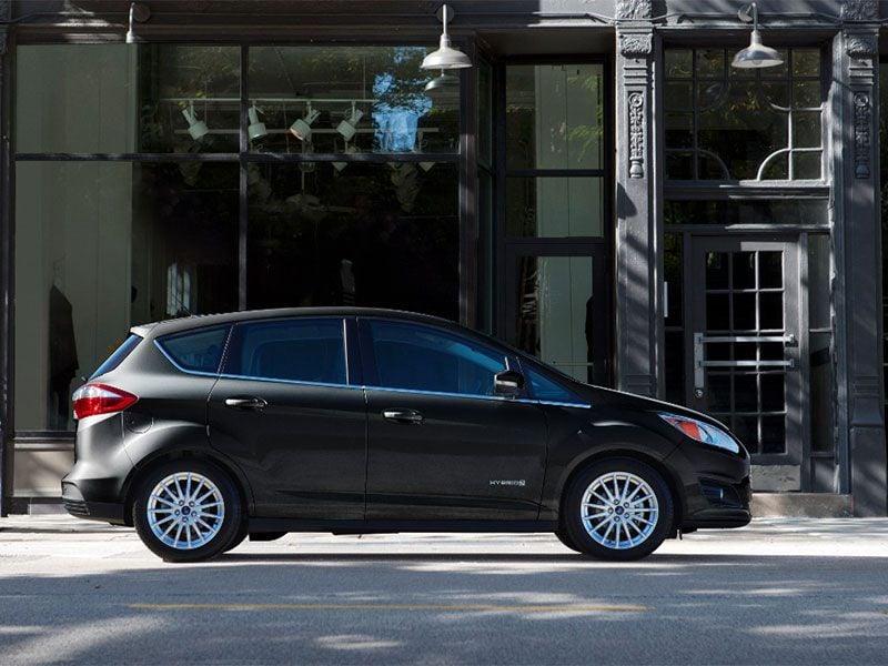 Ford C-Max & 10 Best Small Hybrid Cars   Autobytel.com markmcfarlin.com