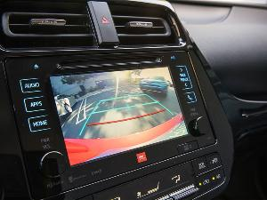 10 Sedans with a Backup Camera