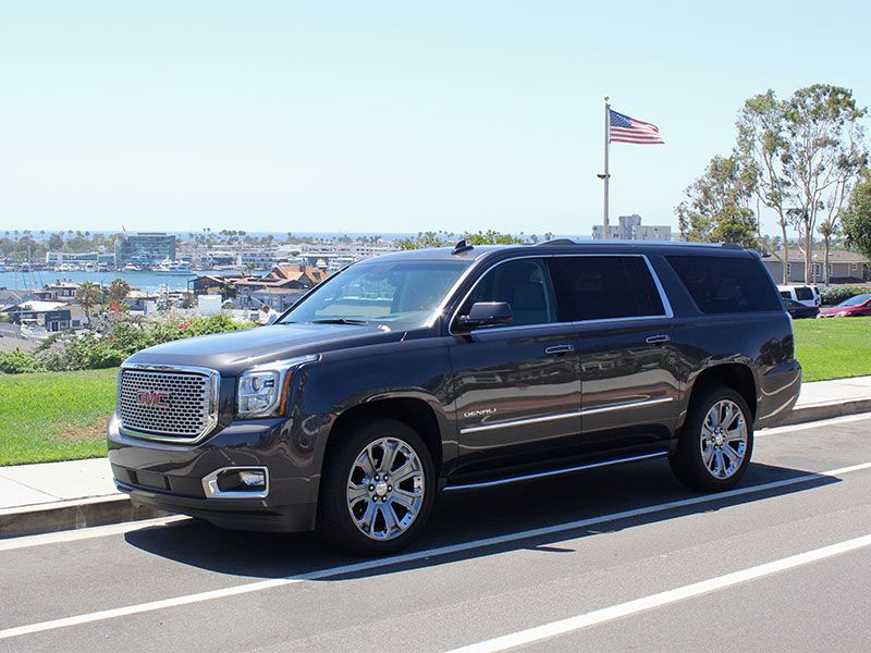 2016 gmc yukon xl road test and review. Black Bedroom Furniture Sets. Home Design Ideas