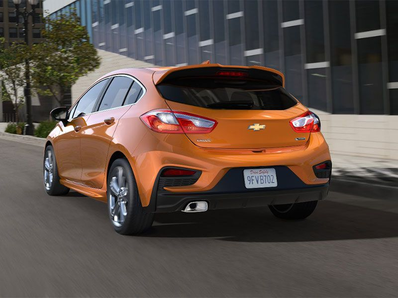 10 Top American Hatchbacks