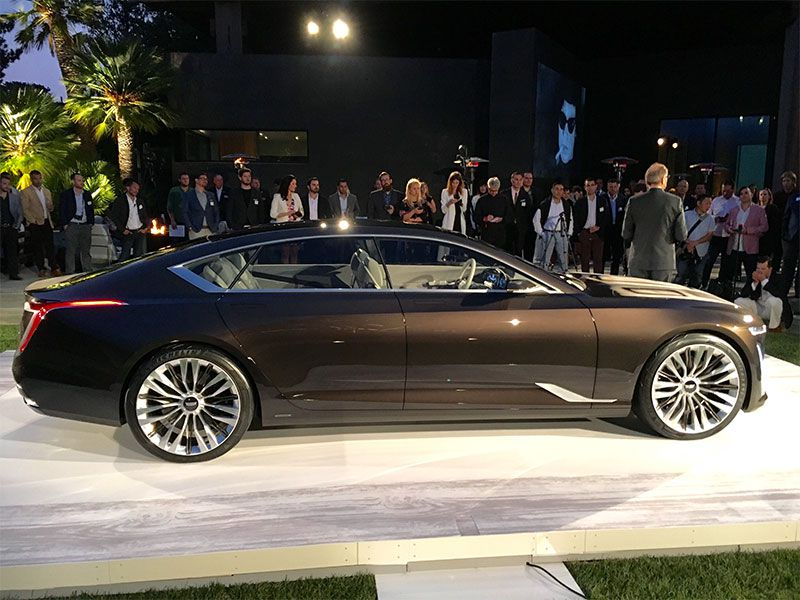 must see vehicles at the 2016 la auto show. Black Bedroom Furniture Sets. Home Design Ideas