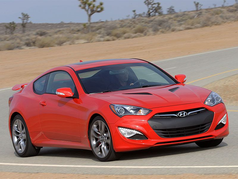 10 Best Used Sports Cars Under $25,000