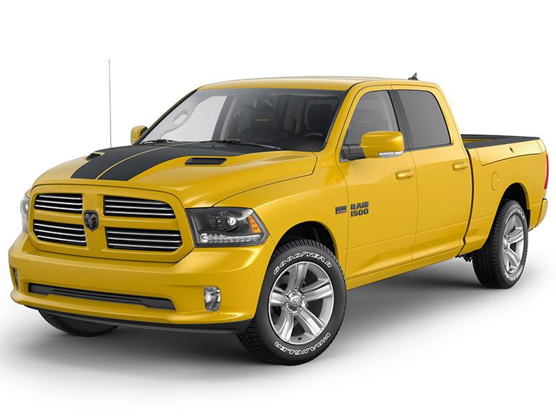 Dodge Trucks 2016 >> 11 Best Special Edition Ram Trucks Autobytel Com