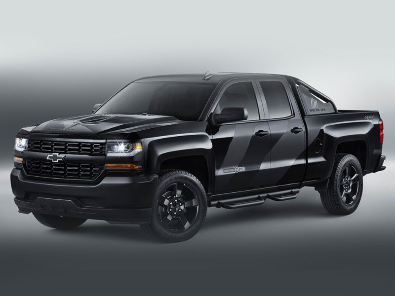 The Silverado Special Ops Edition Part 1