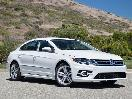 2016 Volkswagen CC exterior front angle view