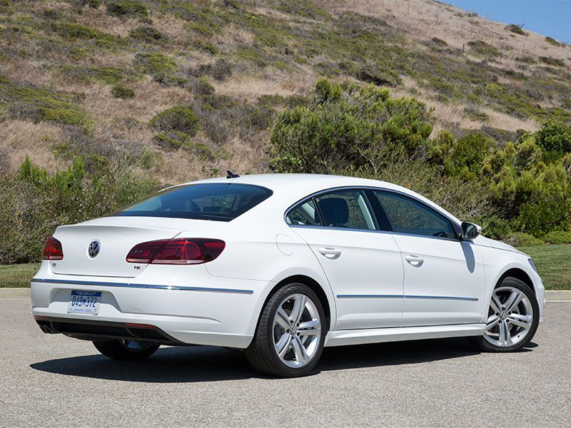 2016 volkswagen cc road test and review. Black Bedroom Furniture Sets. Home Design Ideas