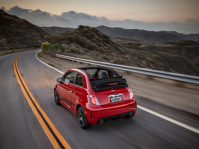 2016 fiat 500 abarth road test and review. Black Bedroom Furniture Sets. Home Design Ideas