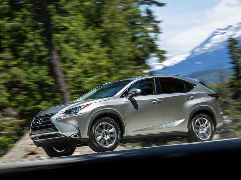 2016 lexus nx 200t road test and review. Black Bedroom Furniture Sets. Home Design Ideas