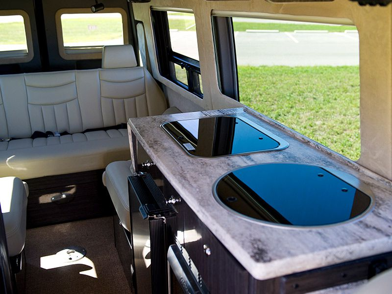 10 Awesome Mercedes Benz Sprinter Van Conversions