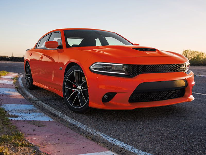 Dodge Charger R T Pack