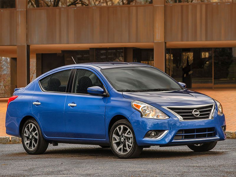 1 Nissan Versa Estimated Cost Of Ownership 14 449 4 816 Year