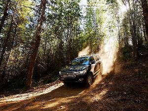 2016 Toyota Land Cruiser Road Test and Review
