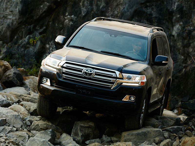 Other Important Information Are You Wondering About The 2016 Toyota Land Cruiser S