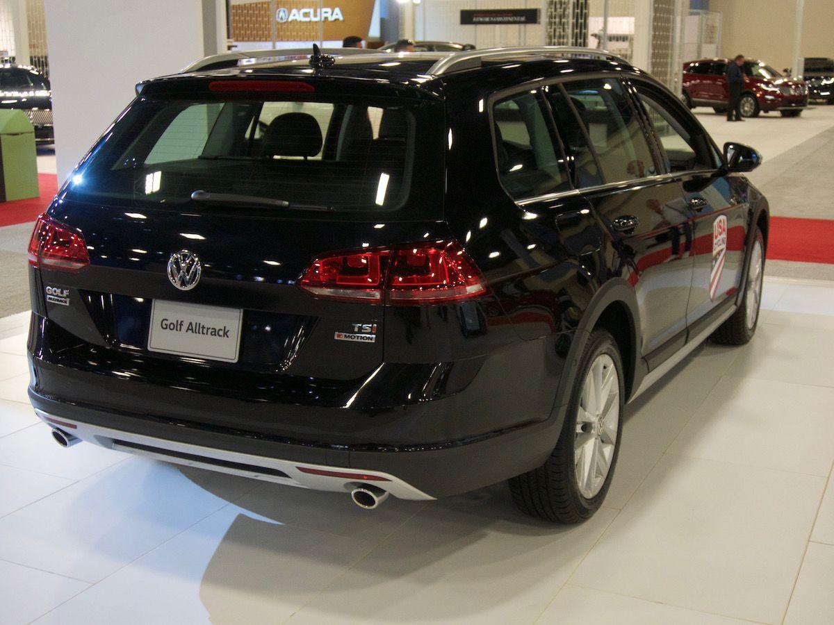 11 must see cars at the 2016 miami auto show autobytel com volkswagen golf alltrack