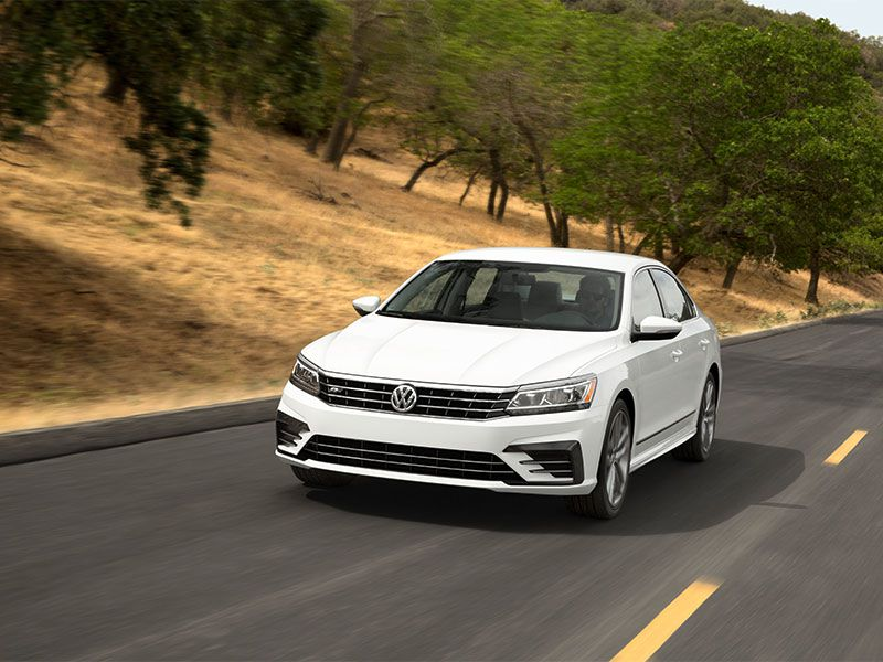 Volkswagen Pat 10 Of The Easiest Cars To Drive Autobytel
