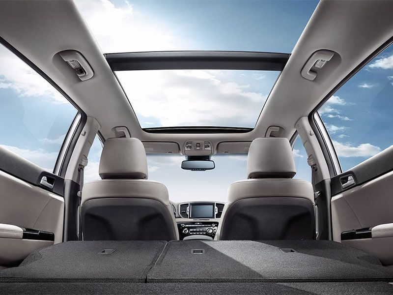 Affordable SUVs With Panoramic Sunroofs
