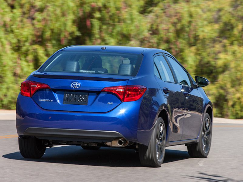2017 Toyota Corolla Road Test And Review Autobytel Com