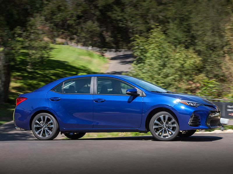 2017 Toyota Corolla Road Test and Review | Autobytel.com