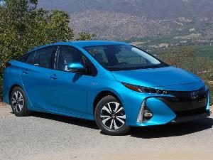 2017 Toyota Prius Prime Road Test and Review