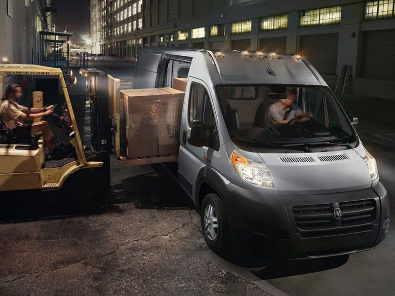 10 Best Cargo Vans