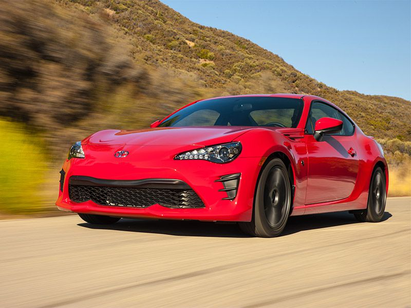 Elegant 10 Affordable Sports Cars. Photo Credit: Toyota