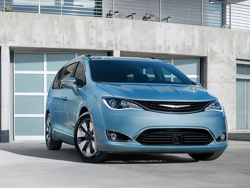2017 Chrysler Pacifica Hybrid Msrp 43 090